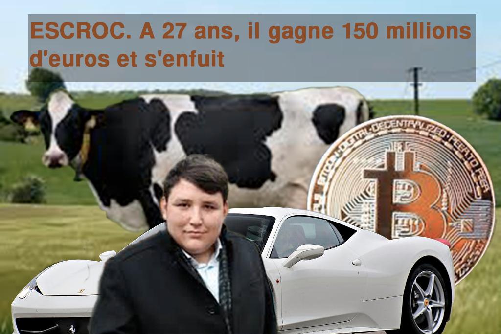 Mehmet Aydin, à 27 ans il escroques des investisseurs pour 150 millions d'euros de préjudice